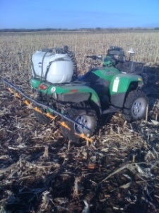 Vincent N-Rich Strip Applicator, Ponca City OK